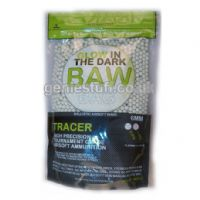 BAW Tracer Airsoft BB 5000 Ultra Grade 0.20g Ammo